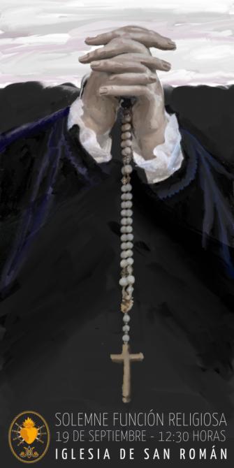 La V. H. de Ntra. Sra. de los Dolores y las Santas Marías celebra el domingo 19 su Función religiosa