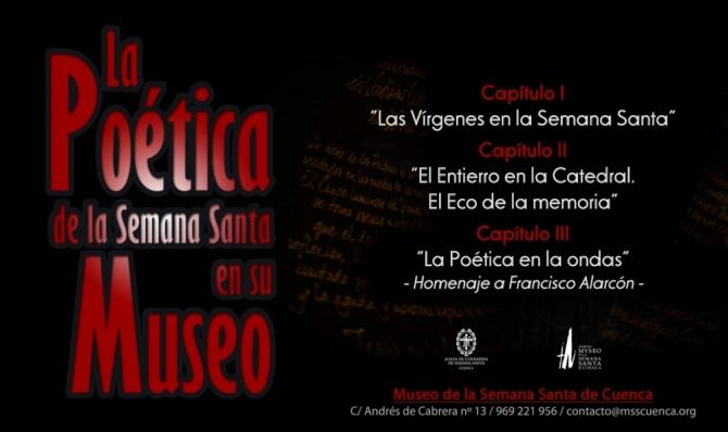 Ya se puede visitar 'La Poética de la Semana Santa en el Museo', un proyecto audiovisual para reforzar el contenido del Museo