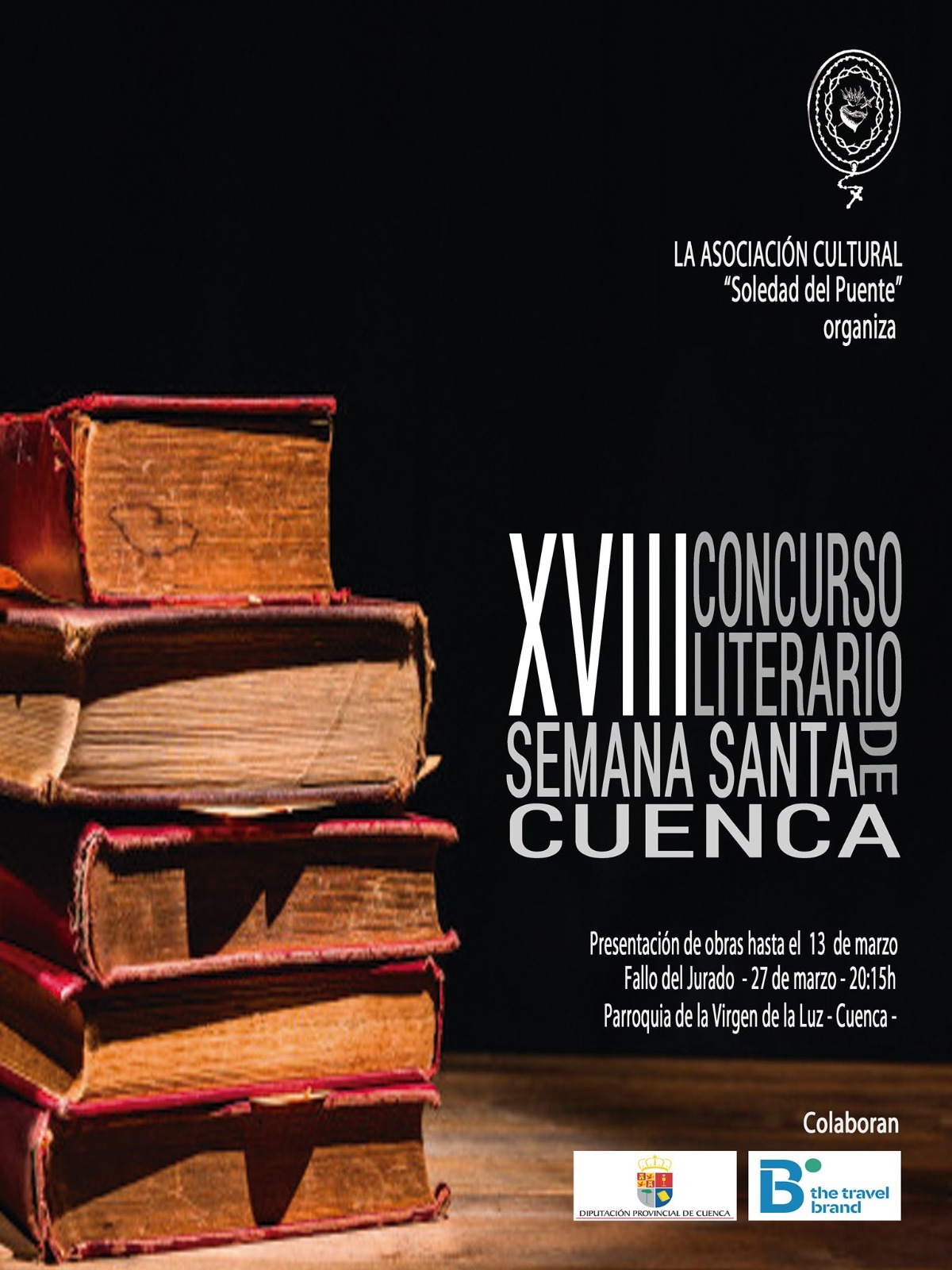 Abierto el plazo de presentación de originales para los Concursos de la Asociación Cultural de la Soledad del Puente