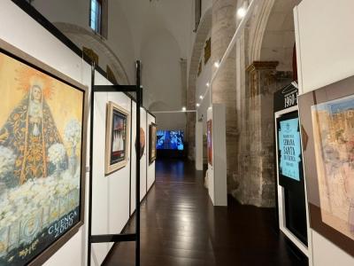 San Andrés, escenario de una muestra sobre la historia de las últimas ocho décadas de la Semana Santa de Cuenca