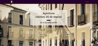 La M. A. V. H. de Ntro. Padre Jesús Nazareno (del Puente) estrena página web este viernes 26 de marzo