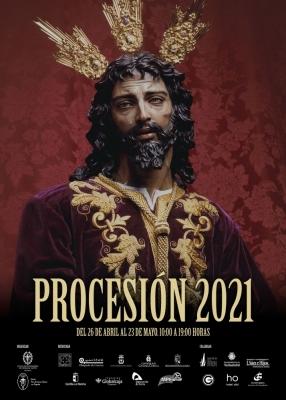 Todo listo para la inauguración de la exposición 'Procesión 2021: Homenaje a la Semana Santa de España'