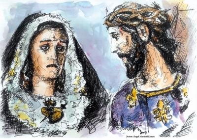 La V. H. de Ntra. Sra. de la Soledad (vulgo de San Agustín) recupera sus Cultos anuales de septiembre