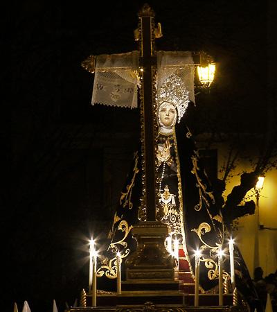 Nuestra Señora de la Soledad  y de la Cruz