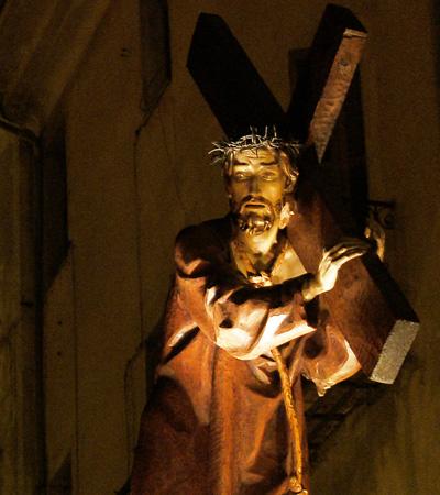 Nuestro padre Jesús Nazareno (del Puente)