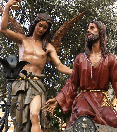 Nuestro Padre Jesús Orando en el Huerto (de San Antón)