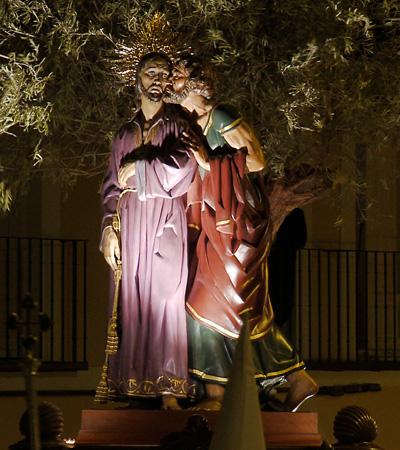 Prendimiento (Beso de Judas)