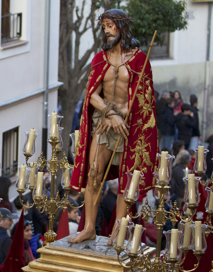 Nuestro Padre Jesús  con la Caña