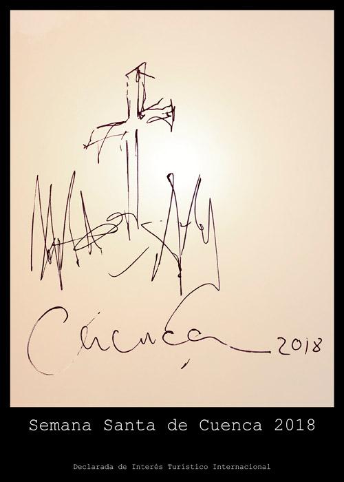 Imagen del Cartel de la Semana Santa de Cuenca 2017