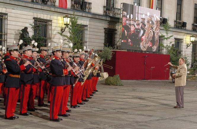 La Inmemorial del Rey interpretará este año el Concierto de inicio de Cuaresma de la JdC