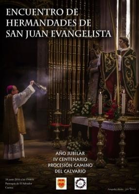 La V. H. de San Juan Evangelista celebra el 18 de junio una Funci�n especial con motivo del A�o Jubilar