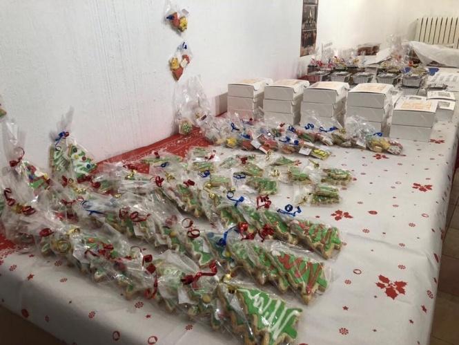 El Mercado de Dulces de Convento se consolida en una edición muy participativa de la Ruta de los Belenes