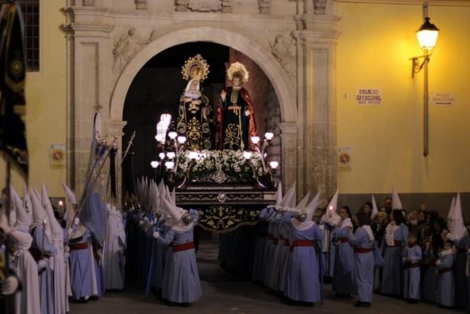 La Junta de Cofradías retransmitirá programas especiales de Semana Santa con las procesiones de años anteriores