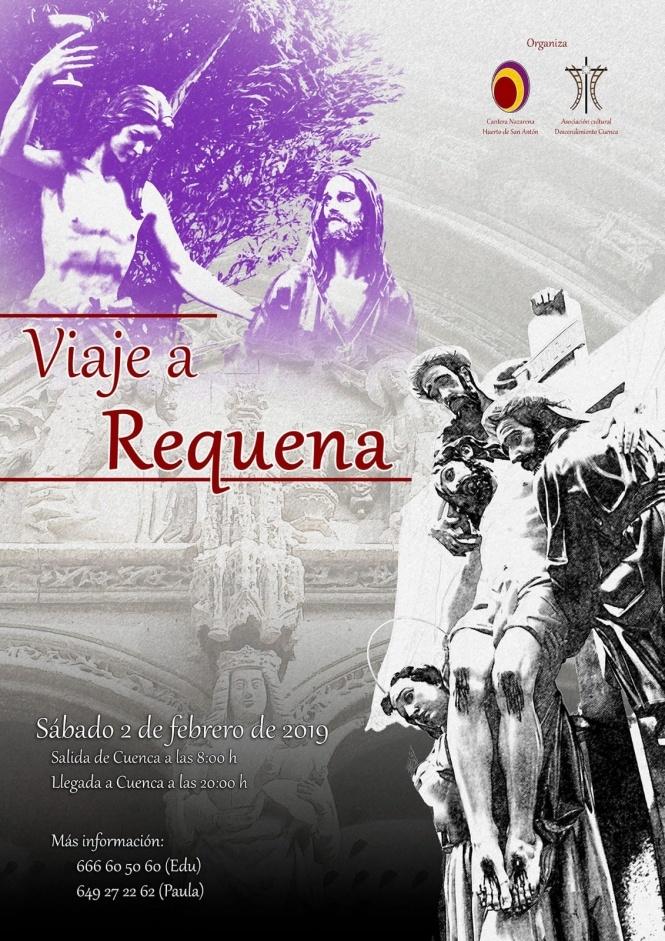 La Cantera Nazarena y la A. C. Descendimiento Cuenca celebran el 2 de febrero una convivencia en Requena