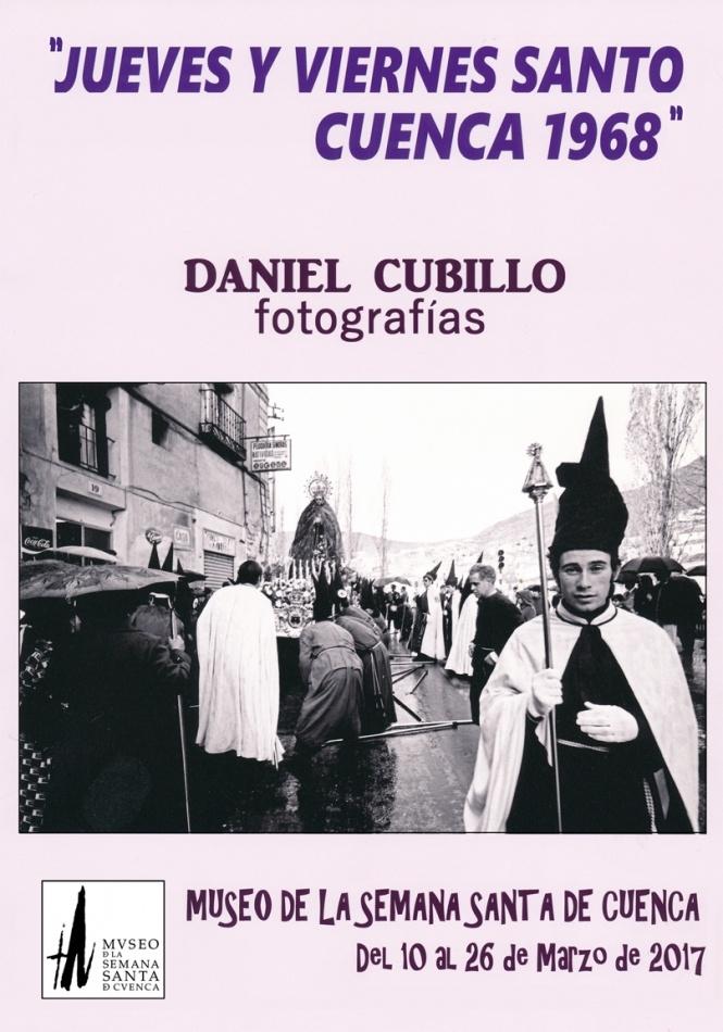 El Museo inaugura el 10 de marzo una muestra fotográfica de Daniel Cubillo sobre Jueves y Viernes Santo de 1968