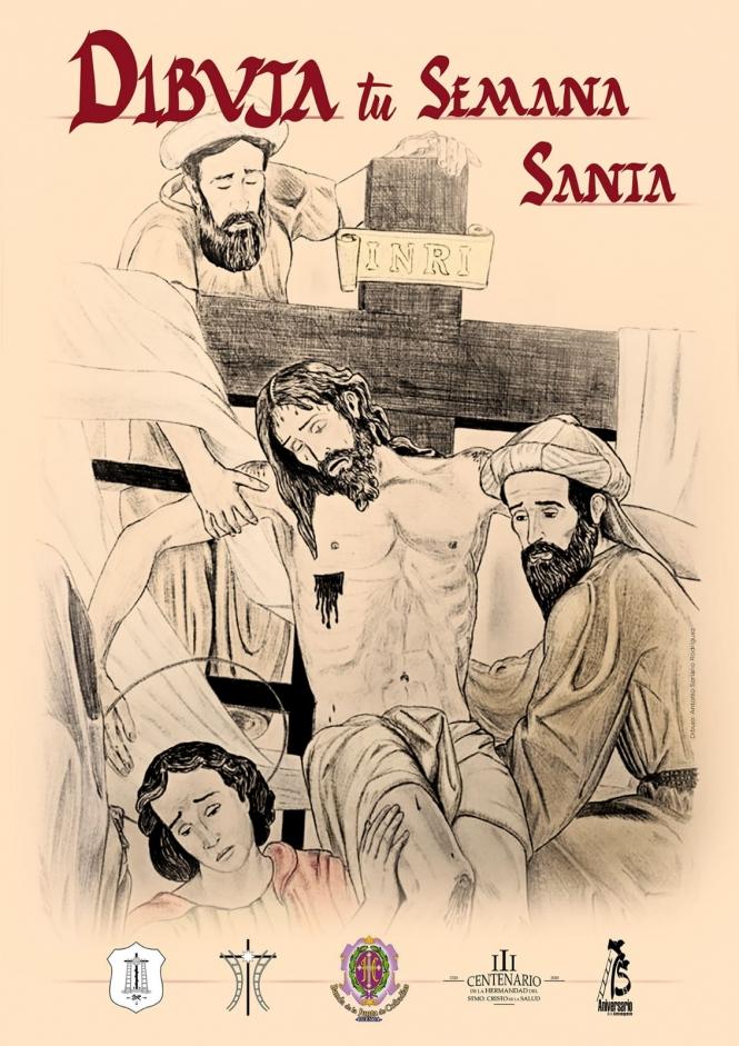 La Asociación Cultural Descendimiento Cuenca convoca la I Semana Santa dibujada