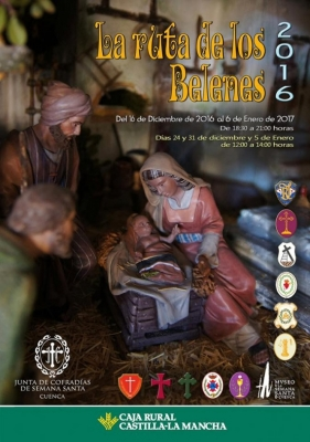 """La Asociación Cultural """"Descendimiento-Cuenca"""" organiza varias actividades infantiles para esta Navidad"""