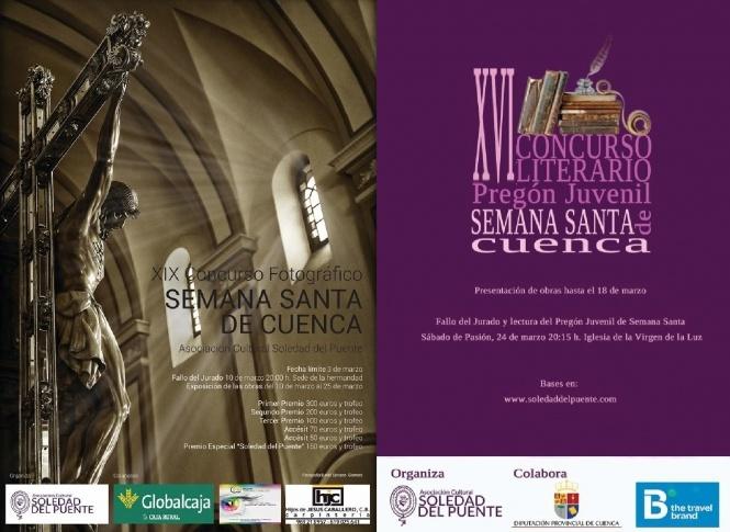 """Abierto el plazo de presentación de originales a los concursos de la Asociación Cultural """"Soledad del Puente"""""""