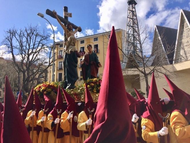 Mañana comienzan los Solemnes Cultos al Santísimo Cristo de la Agonía
