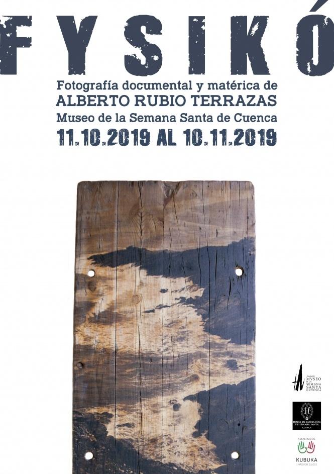 El Museo de Semana Santa acoge la exposición fotográfica FYSIKÓ, de Alberto Rubio