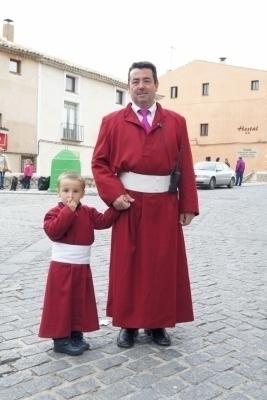Rafael Redondo pregonar� en clave nazarena la Semana Santa de Cuenca de 2016