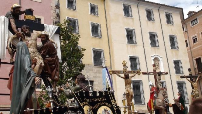 La M. A. I. V. H. del Stmo. Cristo de la Salud (El Descendimiento) suspende sus actos y cultos de marzo por el COVID-19