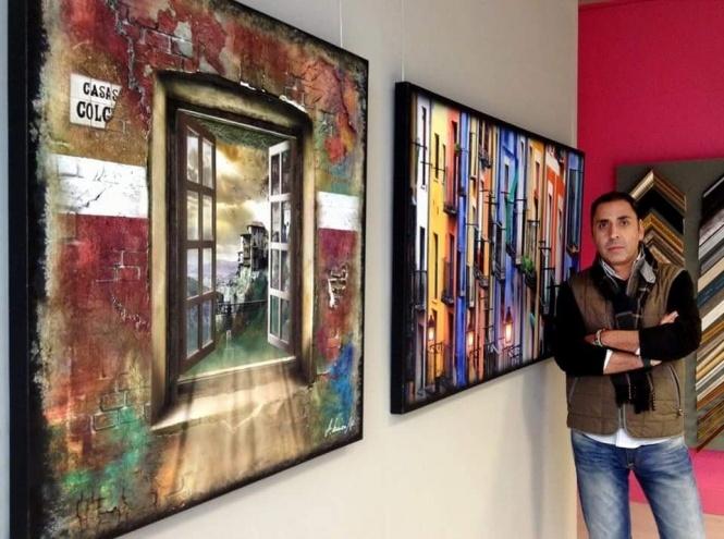 Javier Romero, elegido Cartelista de la Semana Santa de Cuenca 2019 por la Junta de Cofradías