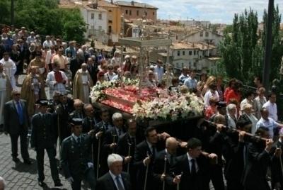 La Junta de Cofradías transmitirá la procesión del Corpus Christi a través de su twitter