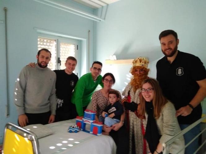 Más de 50 niños participaron en las actividades de la Asociación Cultural Descendimiento Cuenca