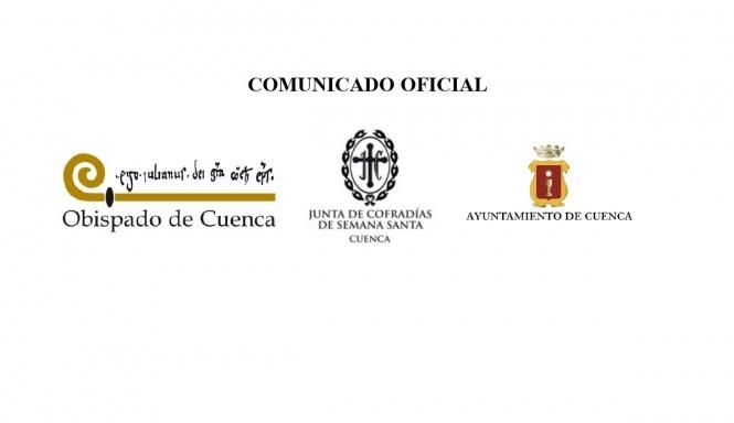 Suspensión de las procesiones de la Semana Santa de Cuenca por el COVID-19