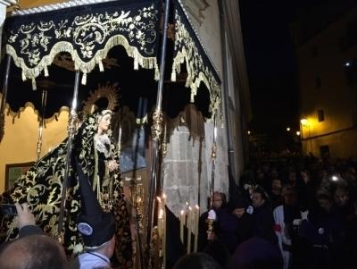 La V. H. de la Soledad de San Agustín ultima los preparativos para sus actividades de Navidad