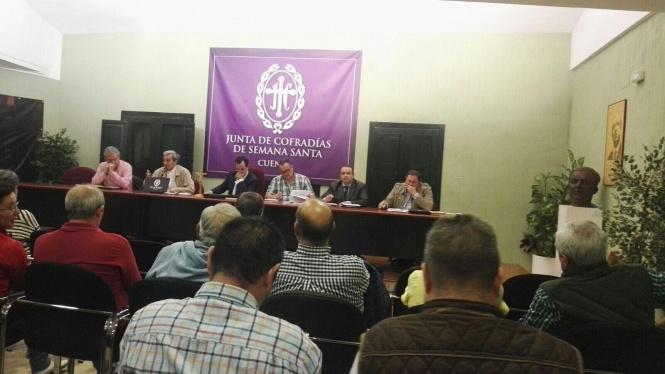 Ya hay bases para el Concurso mediante el que se elegirá el Cartel de la Semana Santa de Cuenca de 2018