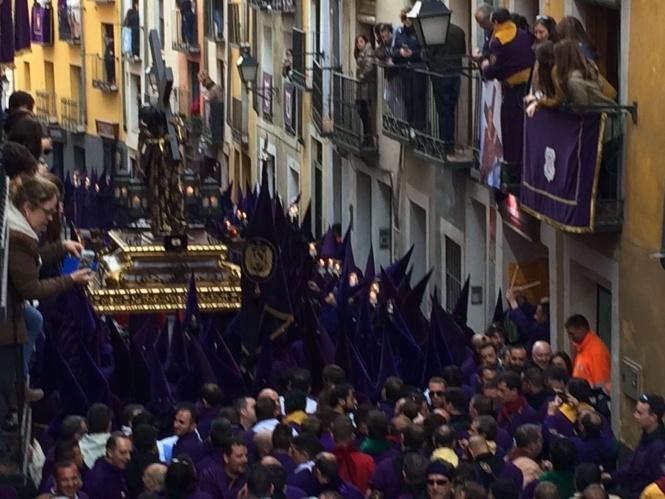 Éxito rotundo de la difusión de la Semana Santa de Cuenca a través de las redes sociales de la JdC