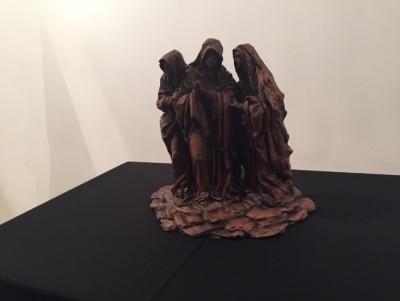 El próximo 22 de abril se presenta en San Román la imagen procesional de Ntra. Sra. de los Dolores y las Santas Marías