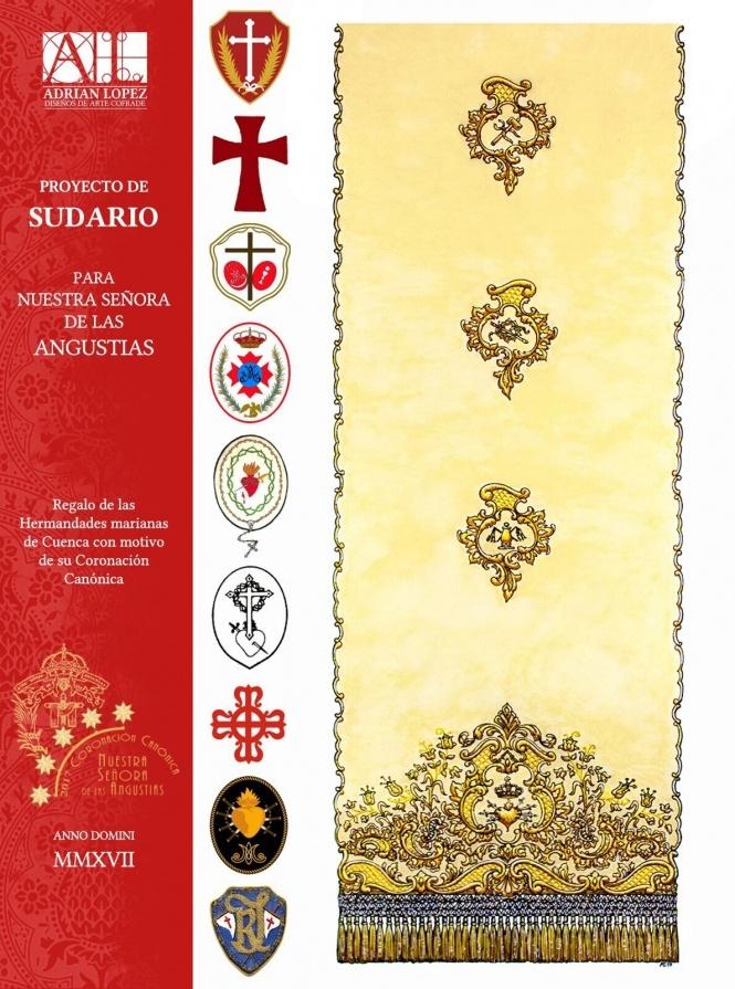 Las hermandades marianas de la Semana Santa regalarán un sudario a las Angustias por su Coronación Canónica