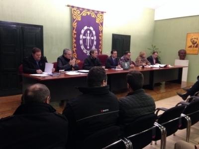Respaldo unánime de las hermandades a la gestión de la Junta de Cofradías