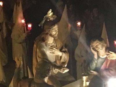 La Santa Cena celebra el domingo la solemne Funci�n religiosa a su Titular en la Catedral
