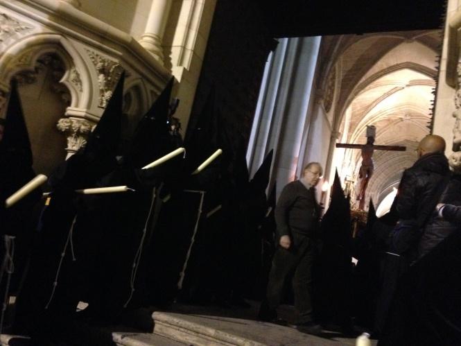 """El Obispado concede a la Vera Cruz el título de """"Muy Ilustre"""""""