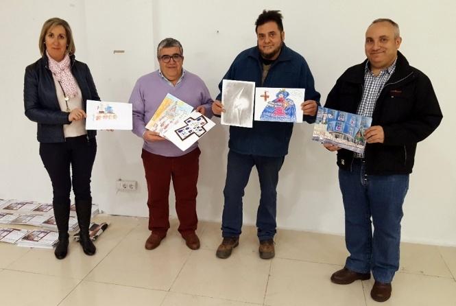 Ya hay ganadores de la XV edición del Concurso de Dibujo y Pintura Infantil del Resucitado
