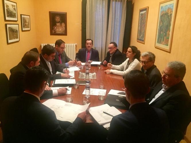 El Patronato del Museo de Semana Santa aprueba el Presupuesto y Plan de Actividades para 2019