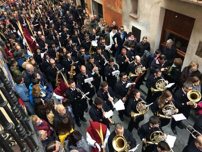 Aprobado el orden procesional de las Bandas que participarán en la Semana Santa de 2019