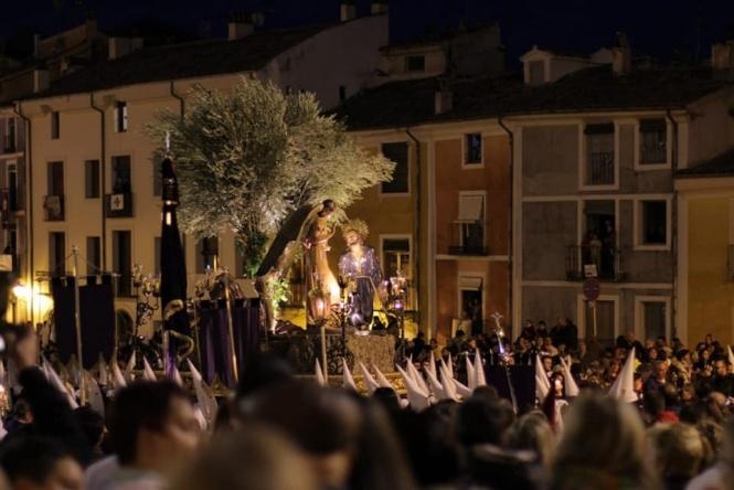 La Semana Santa de Cuenca se presenta en Huesca este fin de semana