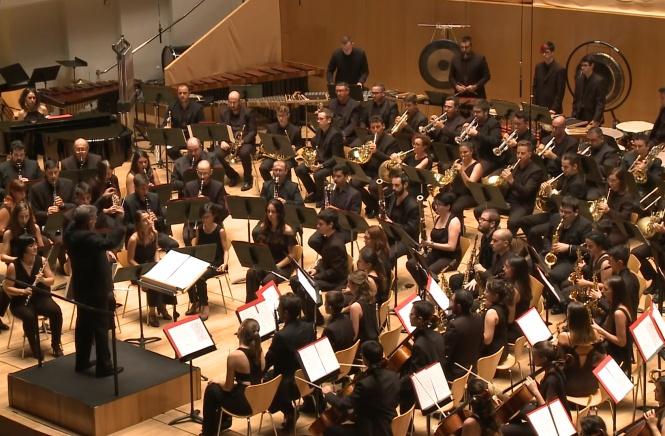 Todo listo para que la Unión Musical Cartagonova interprete este sábado 9 el Concierto de inicio de Cuaresma
