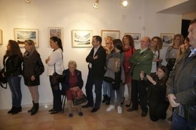 El Museo de Semana Santa acoge �Paisajes a Tres�, una muestra de �acuarela como filosof�a de vida�