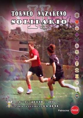 Solidaridad y hermandad se dan cita este fin de semana en Cuenca con el II Torneo Nazareno Solidario