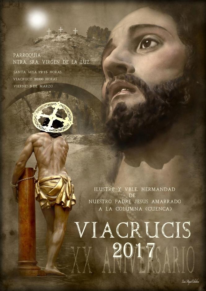 Luis Miguel Caballero anuncia el Vía Crucis del Amarrao
