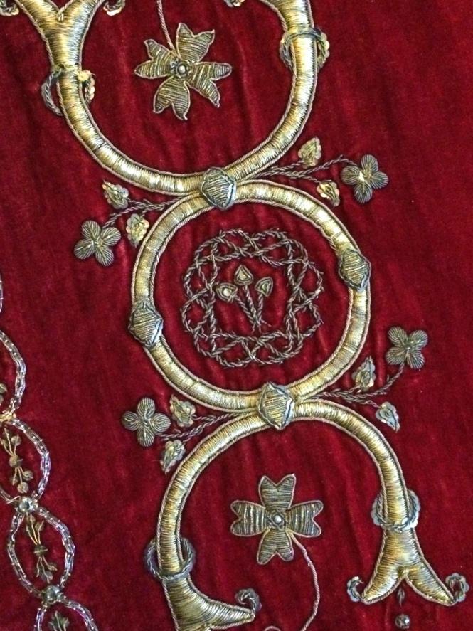 La Sagrada Imagen de Ntro. Padre Jesús con la Caña llevará la clámide decimonónica durante toda la Cuaresma