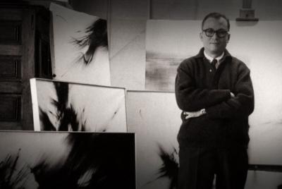 Fernando Z�bel ser� cartelista de la Semana Santa de Cuenca en el a�o del 50 Aniversario del Museo de Arte Abstracto