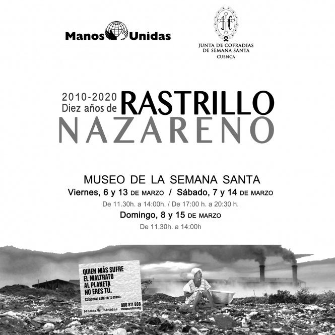 La JdC y Manos Unidas organizan la décima edición del Rastrillo Nazareno
