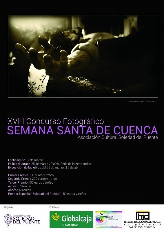Este viernes finaliza el plazo de presentación de originales al Concurso Fotográfico de la Soledad del Puente